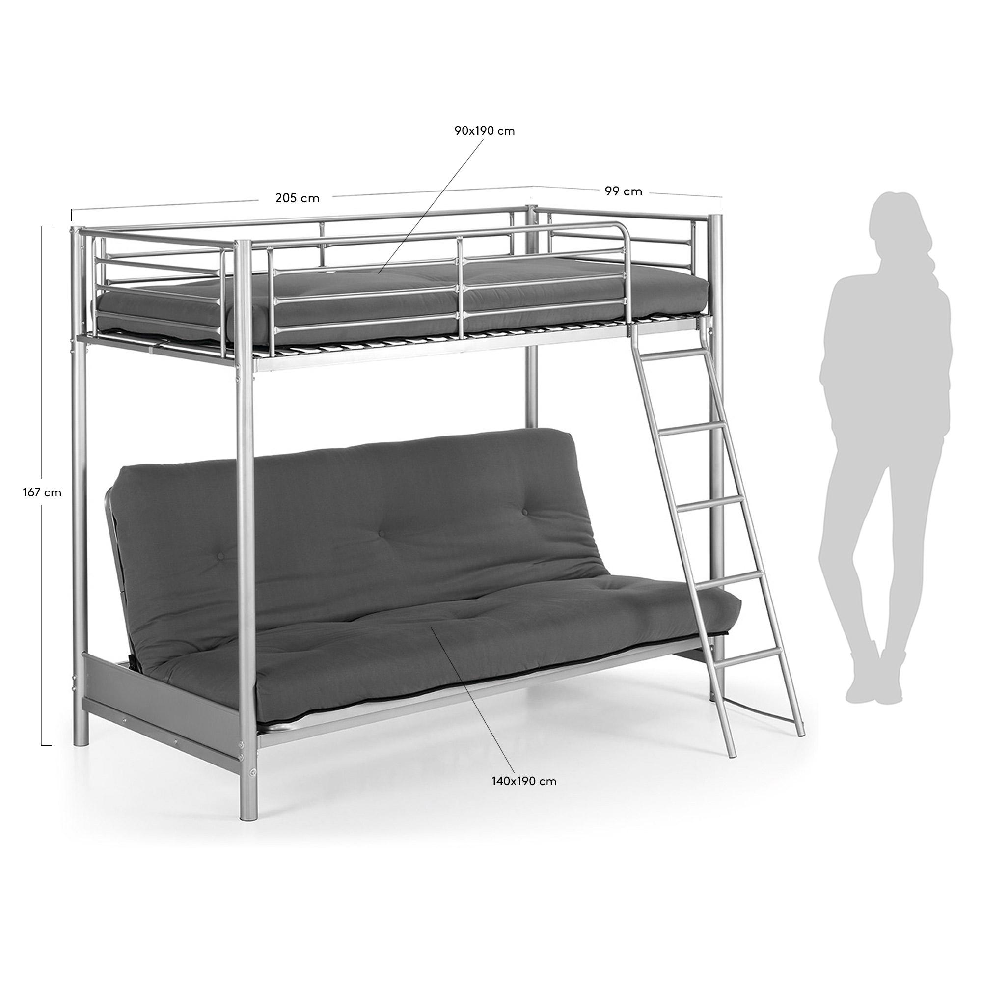 lit superpos fer zapdesign. Black Bedroom Furniture Sets. Home Design Ideas