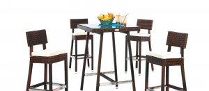 Tables hautes / tabourets